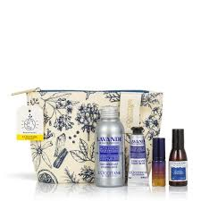 l occitane rest and reset collection