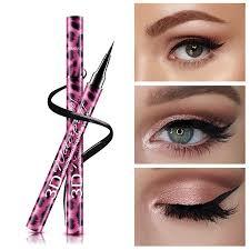 leopard liquid eyeliner pen long