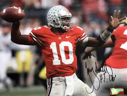 Troy Smith Ohio State Buckeyes 11-2 11x14 Autographed Photo - Certified  Authentic