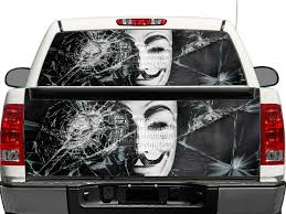 Product Anonymous Rear Window Or Tailgate Decal Sticker Pick Up Truck Suv Car