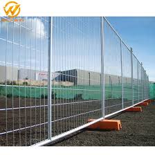 China 2400 2100mm Steel Galvanized Temporary Fence Panel For New Zealand China Temporary Fence Temporary Fence Panel