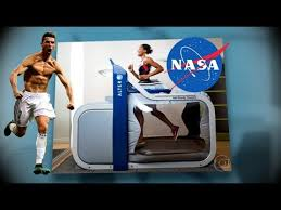 nasa for fitness zero gravity machine
