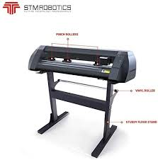 Amazon Com Vinyl Cutter 24 Inch Lcd Screen Contour Cutting For Stickers Decals Automatic Vectorization Custom Model For Vinyl Cutting Stm Robotics Design Pro Software Usb Connection Knives Included Plotter Arts Crafts