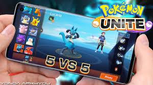New Pokemon Game! Pokemon Unite - Android IOS Gameplay Trailer ...