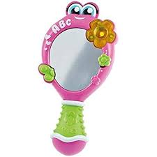 clementoni electronic mirror learning