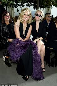 Patti Hansen, 63, looks impossibly youthful at the Michael Kors ...