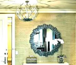 extra large contemporary mirrors