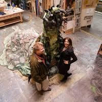 CREEP! The Real Monster Was Behind The Camera! by Pete Schuermann & Nancy  Theken — Kickstarter