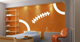 Football Stitch Wall Decal Dezign With A Z