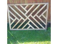 Wooden Fence For Sale Fences Fence Posts Gumtree