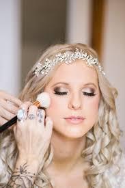 wedding hair and makeup looks