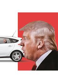 Easy Peel Passenger Window Sticker Ride With Trump
