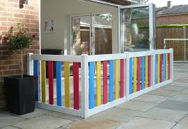Pvc Play Area Fencing