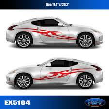 5104 Tribal Body Vinyl Graphics Decals Car Truck High Quality Egraf X Ebay
