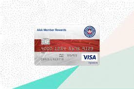 aaa member rewards visa card review