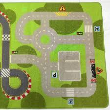 roads car play mat rug ikea