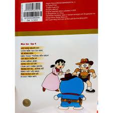 Sách - Doraemon nhi đồng - Tập 4