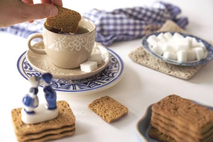 Passpod, Teh di Belanda, Teh, Tradisi minum teh