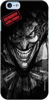 joker dangerous smile case