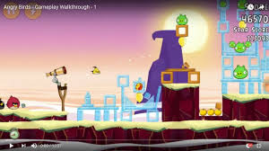 Angry Birds - android game gameplay walkthrough . Enjoy Angry ...