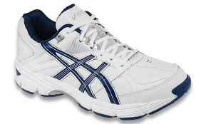 mens gel 190 tr navy silver