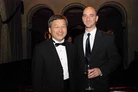 Sam Kim and Sean Gullette | Sam Kim (left), acting GM of HP … | Flickr