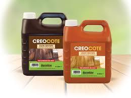 Creocote Creosote Substitute Barrettine Products