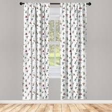 Kids Room Curtains Boys Wayfair