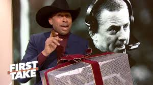 stephen a has a special gift for