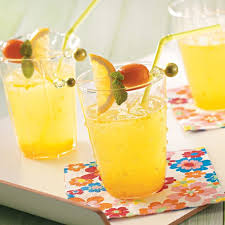 sunny orange lemonade recipe taste of