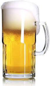 style extra large beer mug 34 ounce