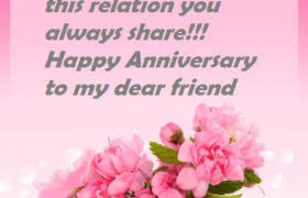 marriage anniversary quotes wishes for friend best wishes