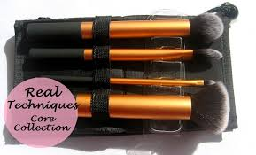 core collection makeup brushes kit