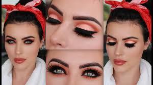 pin up fall makeup tutorial you