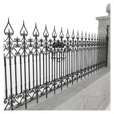 Fence Panels Steel Fence Post Metal Fence Panels Fencing Trellis Gates Aliexpress