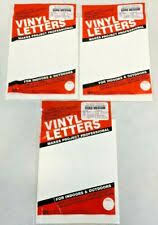 Gothic Black 1 4 Duro Decal Vinyl Letters Numbers 1504 Total Pieces Home Garden Decor Decals Stickers Vinyl Art Ayianapatriathlon Com