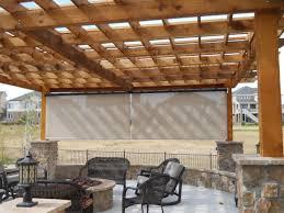 patio sun and wind screens in denver