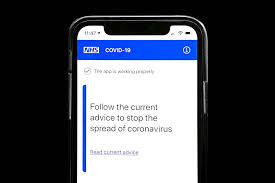 NHS Covid-19 tracking app ...