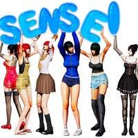 Ecchi Sensei Walkthrough & Endings Guide