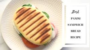 panini bread recipe best sandwich bread