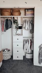 Diy Kid S Closet Organization The Blush Home