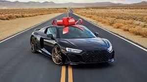 Win a Rare 2020 Audi R8 V10 Decennium and $20,000 Cash