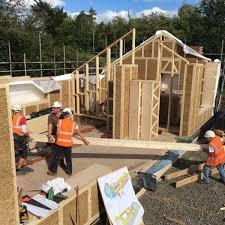 how do you build a straw bale house