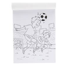 Kleurblok Super Voetbal Online Kopen Lobbes Speelgoed