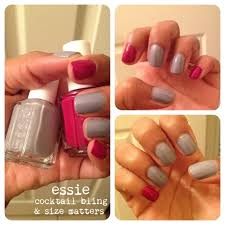 ring finger nail polish trend charmed