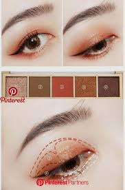 new asian eye makeup korean eye