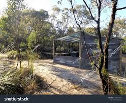 Potting Shedshade House Construction Recycled Materials Nature Stock Image 1392610436