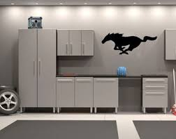 Mustang Wall Decal Etsy
