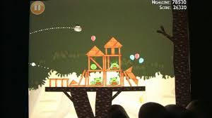 Classic Game Room - ANGRY BIRDS HD for iPad review - YouTube