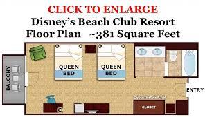 review disney s beach club resort
